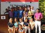 TGF Turkish Golf Tour  Final Round and Prize Giving