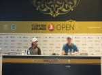 Turkish Airlines Open 2018 - Press Meeting