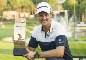 JUSTIN ROSE WINS TURKISH AIRLINES OPEN AGAIN