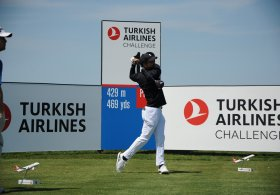LAPORTA LAPS UP EAGLES TO LEAD İN TURKEY