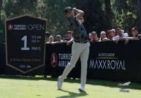Matthias Schwab takes a three-shot lead into the final round of the Turkish Airlines Open at the Montgomerie Maxx Royal.