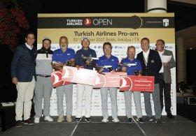 Turkish Airlines Pro-Am 1. Gün Şampiyonu Spor Toto 11 Takımı Oldu