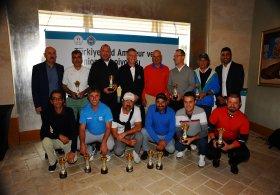 Türkiye Mid-Amateur ve Senior Şampiyonası sona erdi