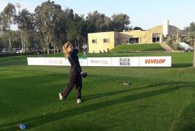 Türkiye Golf Turu 2. Ayak mücadelesinde ikinci gün tamamlandı