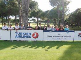 TGF Yerel Yıldızlar Turu Antalya Bölgesi 1. Ayak Müsabakası Tamamlandı