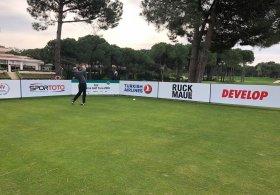Türkiye Golf Turu 3. Ayak mücadelesi Antalya'da başladı