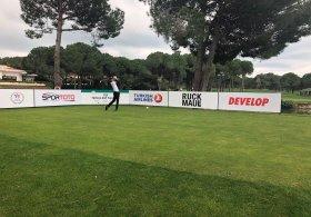 Türkiye Golf Turu 3. Ayak mücadelesinde 2. Raund Tamamlandı