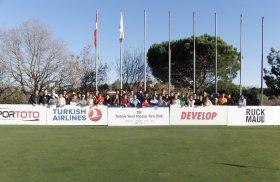 TGF Yerel Yıldızlar Turu İstanbul Bölgesi 1. Ayak Müsabakaları tamamlandı