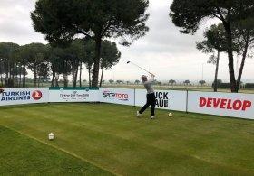 Türkiye Golf Turu'nun 4. Ayak Mücadelesi Sona Erdi