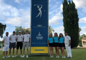 Golfte, Türkiye günü 2. Sırada Tamamladı
