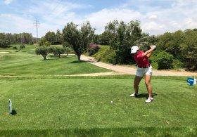 Milli Golf Takımımız, 18. Akdeniz Oyunları'nda ikinci raund mücadelesini tamamladı