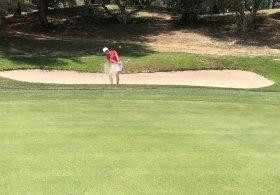 Milli Golf Takımımızın, 18. Akdeniz Oyunları'ndaki Üçüncü Raund Mücadelesi Tamamladı