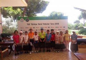 TGF Yerel Yıldızlar Turu Minikler Antalya Bölgesi 4. Ayak Müsabakası Tamamlandı