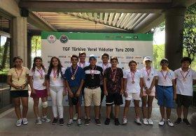 TGF Yerel Yıldızlar Turu Antalya Bölgesi 4. Ayak Müsabakası Sona Erdi