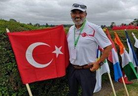 Hasan Gülkaya, Dünya İşitme Engelliler Golf Şampiyonası'nda