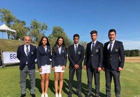 U16 Milli Golf Takımı'nın European Young Masters Sınavı Başladı