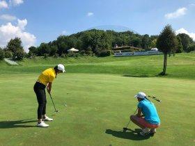 TGF Türkiye Golf Turu'nun 9. Ayak müsabakaları devam ediyor