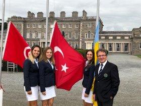 Kadınlar Milli Golf Takımımız Dünya Amatör Takım Şampiyonası'nda mücadele ediyor