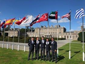 Erkekler Milli Golf Takımımız, Dünya Amatör Takım Şampiyonası'nda Mücadele Ediyor