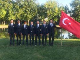 U18 Erkek Milli Golf Takımımız, Avrupa Amatör Takım Şampiyonası Division 2'De Mücadele Ediyor