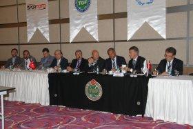 TGF 7. Olağan Mali Genel Kurul Toplantısı Yapıldı