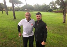 Mehmet Kazan'ın Algarve Açık mücadelesi başladı