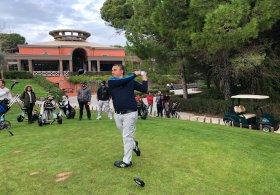 Türkiye Golf Turu Profesyonel Kategori Eleme Müsabakası Başladı