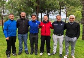 Türkiye Golf Turu' nda Oynamaya Hak Kazanan Profesyonel Golfçüler Belli Oldu