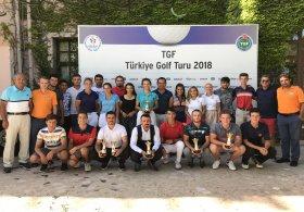 2019 TGF Türkiye Golf Turu Başlıyor