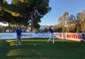 Türkiye Golf Turu'nda 1. Ayak Tamamlandı
