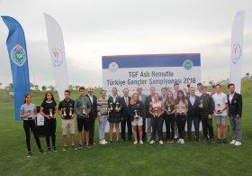 TGF Aslı Nemutlu Türkiye Gençler Şampiyonası'nın katılım talimatı açıklandı