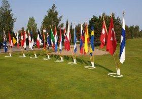 Avrupa Mid-Amatör Erkekler Golf Şampiyonası Başladı