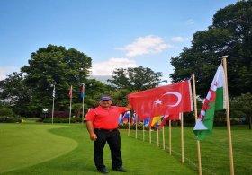 Avrupa Senior Erkekler Golf Şampiyonası başladı