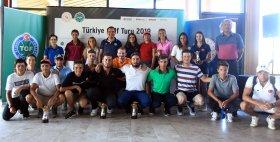 Taner Yamaç ve Petek Peker 2019 TGF Türkiye Golf Turu Şampiyonu Oldu