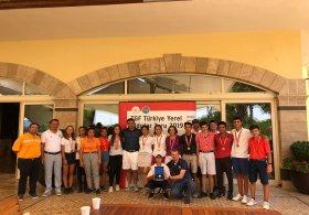 TGF Yerel Yıldızlar Turu Antalya 2. Müsabakası sona erdi