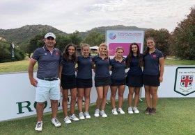 Kadın Milli Golf Takımımız, Avrupa Kadınlar Takım Şampiyonası'nda mücadele ediyor