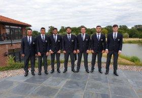Milli Erkek Golf Takımımızın, Avrupa Amatör Takım Şampiyonası Division 2'deki mücadelesi başladı