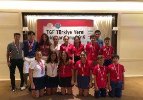 TGF Yerel Yıldızlar Turu İstanbul 4. Ayak Müsabakası Sona Erdi
