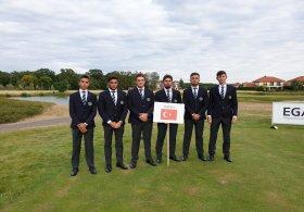 Avrupa Amatör Takım Şampiyonası Division 2'De Taner Yamaç bireyselde birinci oldu