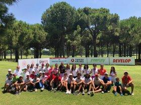 TGF Yerel Yıldızlar Turu Antalya 4. Ayak Müsabakası Sona Erdi
