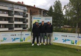 Berk, Orkunhan ve Taner'in Finlandiya Sınavı Başladı