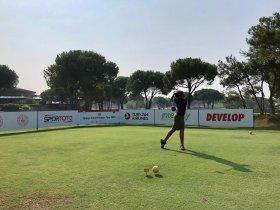 TGF Yerel Yıldızlar Turu Antalya 5. Ayak Müsabakası Başladı