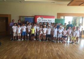 TGF Yerel Yıldızlar Turu Minikler Antalya Müsabakaları Tamamlandı