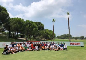 TGF Yerel Yıldızlar Turu Antalya Müsabakaları Tamamlandı