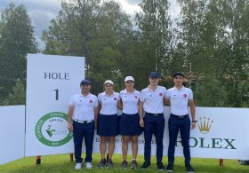 Milli Golfçülerin mücadele ettiği European Young Masters'da ilk gün sona erdi