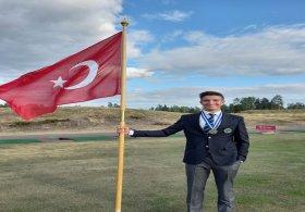 Milli Golfçülerimizden Can Gürdenli European Young Masters'dan Madalyayla Dönüyor