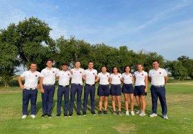 Millilerimizin European Men's & Ladies Team Shield Şampiyonası'ndaki mücadelesi devam ediyor