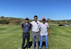 Mehmet Kazan ve Ahmet Özyazıcı Engelli Golfçüler Avrupa Golf Şampiyonası'nda mücadele edecek
